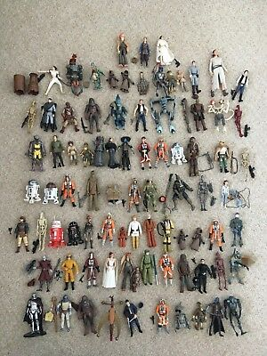 Star Wars Clone Wars,30th Anniversary,Saga,Legacy Lot,Choose your figure