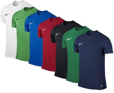 Nike Herren Fußball Sport Fitness Freizeit Trainings Dri Fit T-Shirt Park 725891