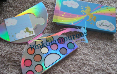 New Life's Festival Unicorn Rainbow Too Faced Collection, Pick 1 Nib 100% Real