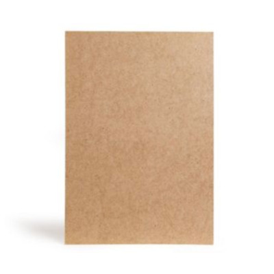 10x Hardboard Economy Panel 1220mm x 610mm x 3mm - FREE Delivery
