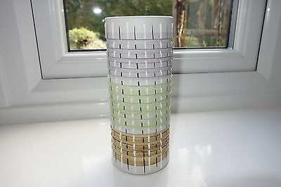 Denby Burlington Rainbow Vase # 1