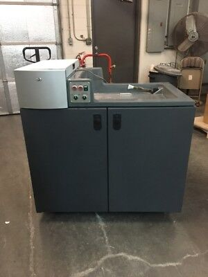 HP Indigo Bid Washer w/OFIR System/5 filters