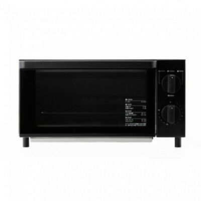 MUJI Toaster oven 1000W MJ-OT10A 4stages heating power switching AC100V MoMA