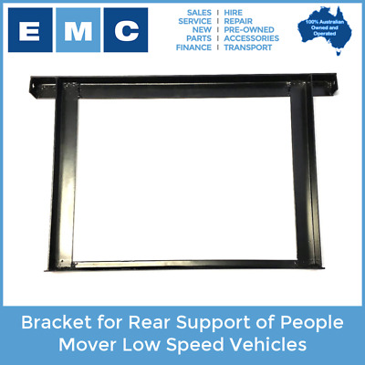 Bracket for Rear Seat Support of People Mover Vehicles Low Speed Vehicles