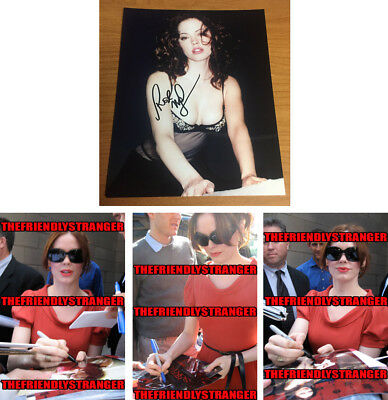 Ignacia Allamand Signed 8x10 Photo Proof Autographs-original