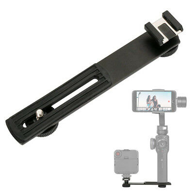 BOYA BY-C01 Bracket Additional Cold Shoe for Flash LED Light Microphone
