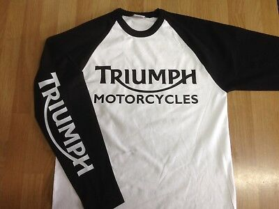 5XL Velocette Motorcycle Distressed T-Shirt Sz S