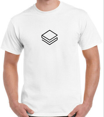 Stratis Crypto currency Bitcoin Blockchain TShirt NEO Logo Mining Ether Exchange