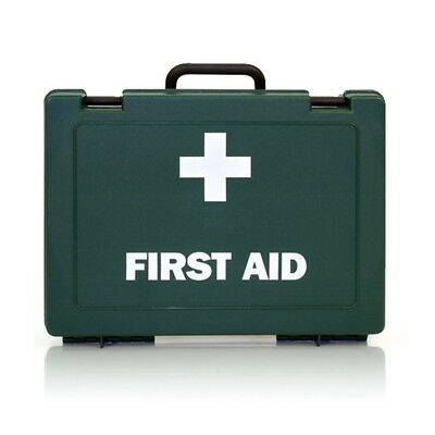 10 Person First Aid Kit - Workplace HSE Compliant. 1 - 10 Person 1st aid kit