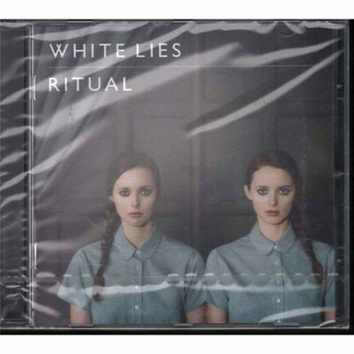 White Lies CD Ritual / Fiction Records Sigillato 0602527516363