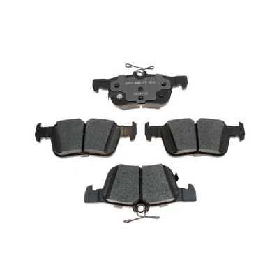 New Premium Complete Set Of Rear Ceramic Disc Brake Pads Fits Ford Lincoln