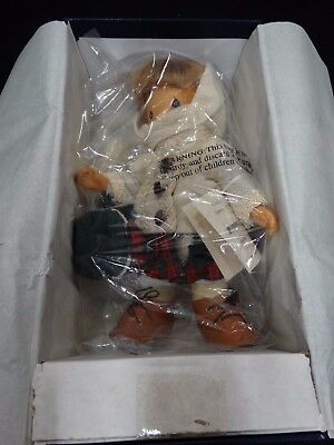 Precious Moments Wood Hand Crafted Musical ~ GERTRUDE ~ Ltd Ed 352/1000 ~ NIB