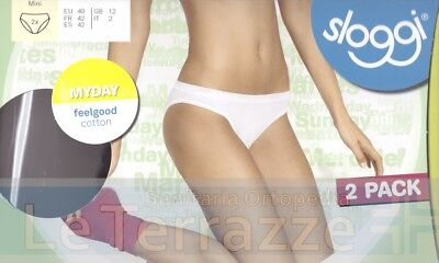 Sloggi My day MINI mutande donna slip myday Sloggi