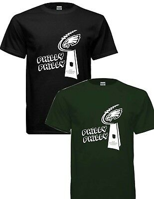 Awesome Philadelphia Eagles Superbowl Champions dilly Philly Football T- SHIRTS.