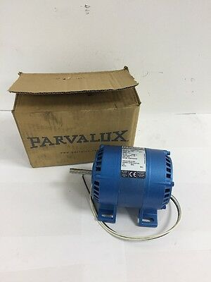 New Parvalux SD8 60w AC Electric Motor Single Phase 2800RPM 2-Pole W08967 VENT