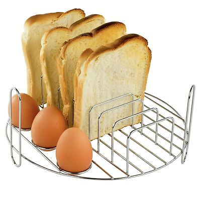 Taylor & Brown Halogen Oven Full English Breakfast Eggs Toast Rack Accessory