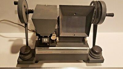 MANSFIELD - SUPER EIGHT REPORTER EDITOR 2080 - 8mm Film editing machine
