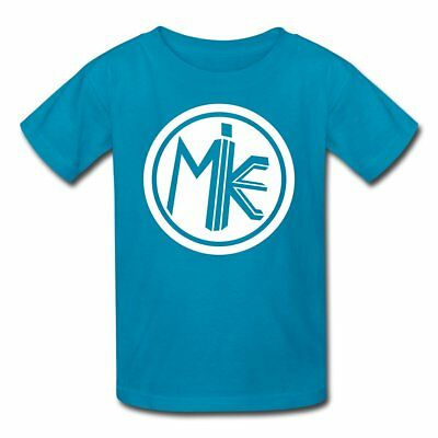 FUNnel Vision Mike Logo Kids' T-Shirt by Spreadshirt™