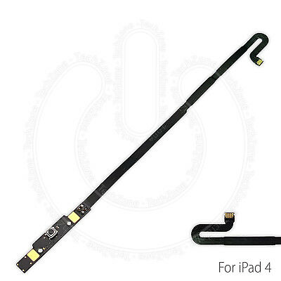 for Apple iPad 4 A1458 A1459 A1460 Home Button Inner Switch Flex Board Cable