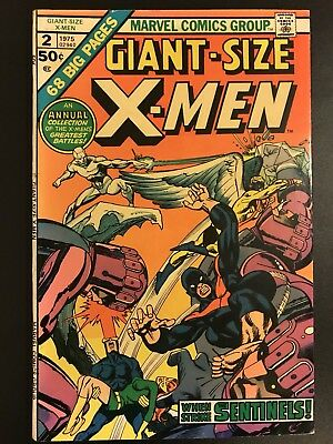 Giant Size X-Men 2 Neal Adams
