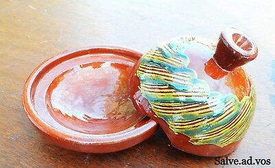 Beautiful Decorative Small Moroccan Tagine - Pot Ceramic ,Decor ,Design,Tajine