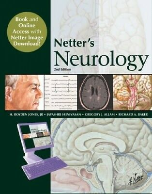 Netter's Neurology, Book and Online Access at   (Netter Clinical Science).