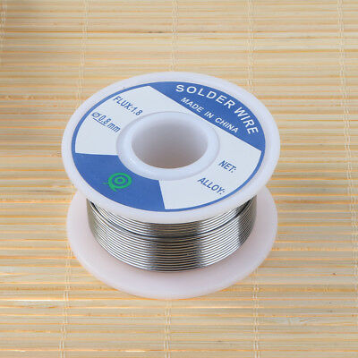 Lead-Free Silver Solder Wire 3% Silver 0.8mm Speaker DIY Material Tin Wire Tool