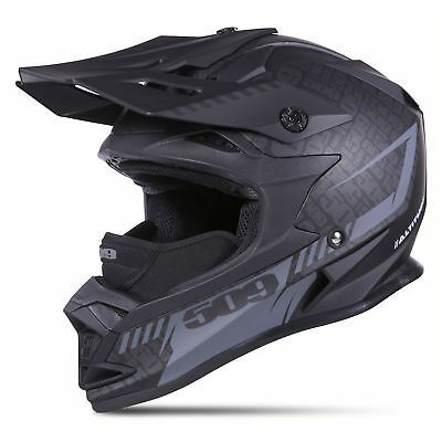 509 - Altitude 2017 Black OPS Adult Helmet - X-Large