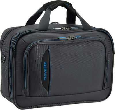 travelite CrossLITE Bordtasche Aktentasche Herrentasche Businesstasche Briefcase