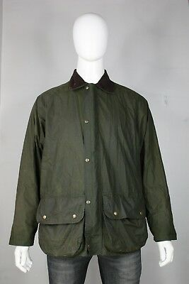 Lewis Creek waxed cotton jacket L vintage made in scotland oiled field chore