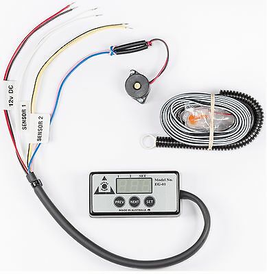 ENGINE GUARD overheating alarm - save your engine from damage due to overheating