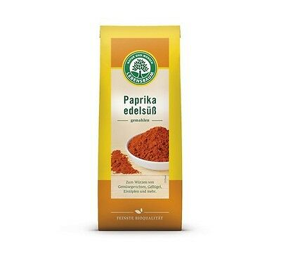 (4,38 €/ 100 g) Lebensbaum Paprika Sweet Bio Ground 50 g