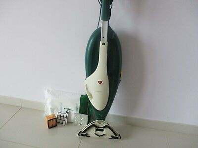 Aspirapolvere ORIGINALE VORWERK FOLLETTO VK 135 CON HD 13 motore originale