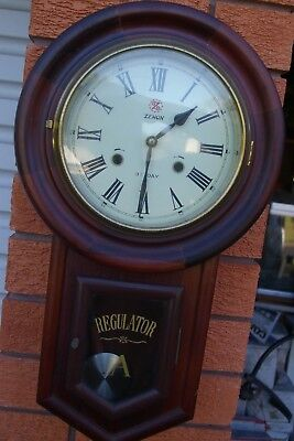 Vintage wall Clock/31 day/regulator A
