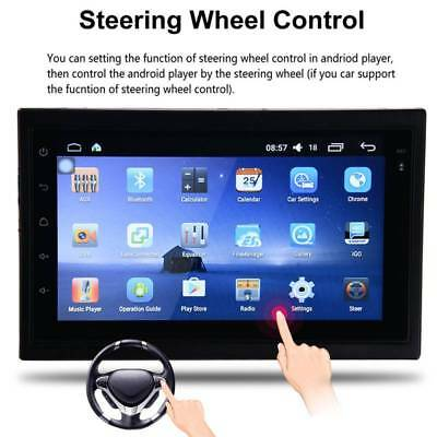 """7"""" 2DIN Universal Car Android 6.0 Multimedia WIFI GPS Video FM Radio MP5 Player"""