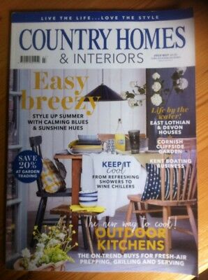 Country Homes And Interiors Magazine July 2017 - VGC