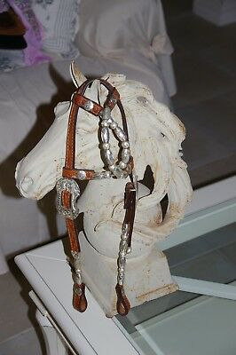 Sterling Silver Show Bridle
