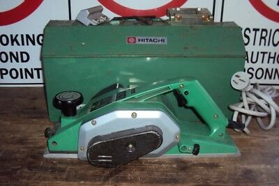 Hitachi Planner F-30A Woodworking Old Tools