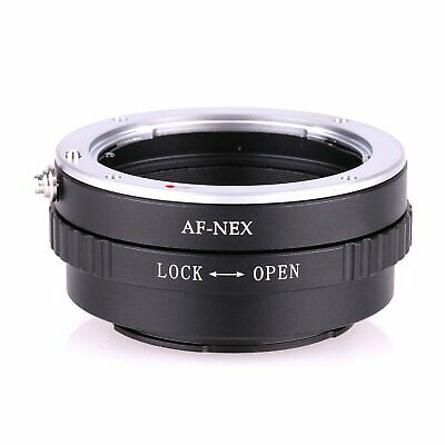 AF-NEX Sony Minolta AF MA Lens to Sony Alpha NEX-7 Adapter Replace