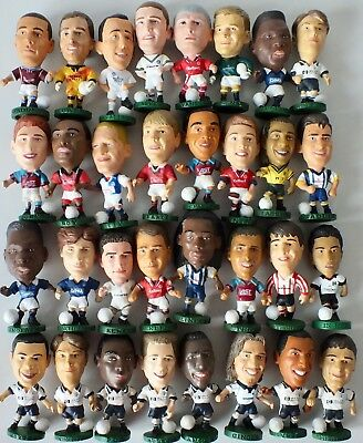 Various English Club Corinthian Prostars - Loose Multi Listing - Disc Available