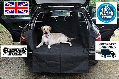 Peugeot 308 Sw Heavy Duty Car Boot Cover Liner Protector + Waterproof