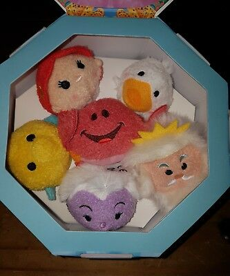 Disney tsum tsum little mermaid gift set.