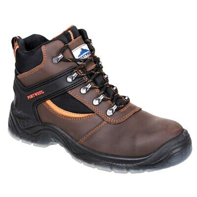 Portwest Steelite Ultra Mustang Work Boot Steel Cap Safety Leather Boots