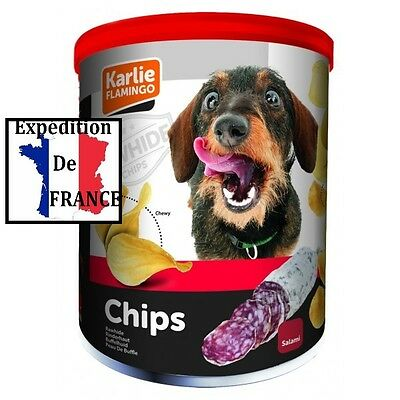 Chips KARLIE FLAMINGO friandise chien