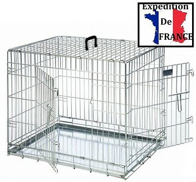 Cage métallique de transport de qualité KARLIE FLAMINGO