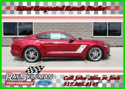 2017 Ford Mustang 2017 ROUSH RS3 Stage 3 670 HP 2017 GT Premium New 5L V8 32V Manual RWD Coupe 16 2017 17 Performance ROUSH