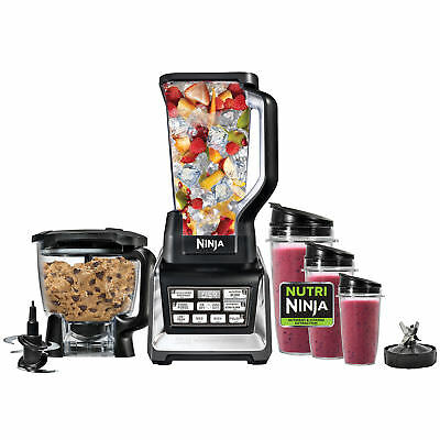 New Ninja - BL682ANZ - Ninja     Blender System With Auto-iQ