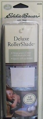 Eddie Bauer Deluxe Rollershade 14 Inche Wide Child Shade Ts218 Baby Safety & Health