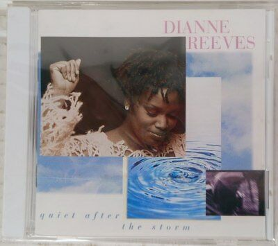 NEW Dianne Reeves - Quiet After The Storm (CD 1995 Blue Note, BMG Ed.)