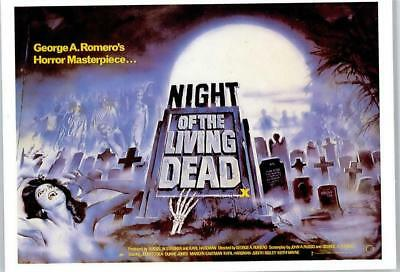 51102735 - Filmtitel Werbung Night of the Living Dead